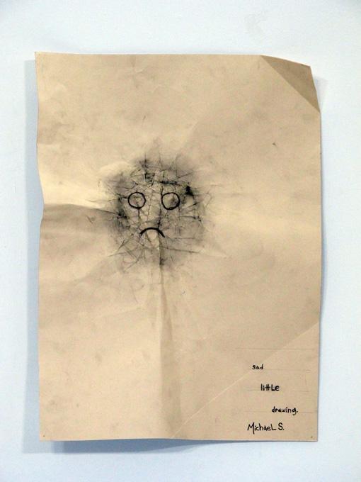 Michael Scoggins, Sad Little Drawing