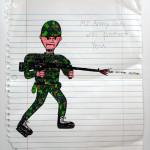 Michael Scoggins, My Army Gun