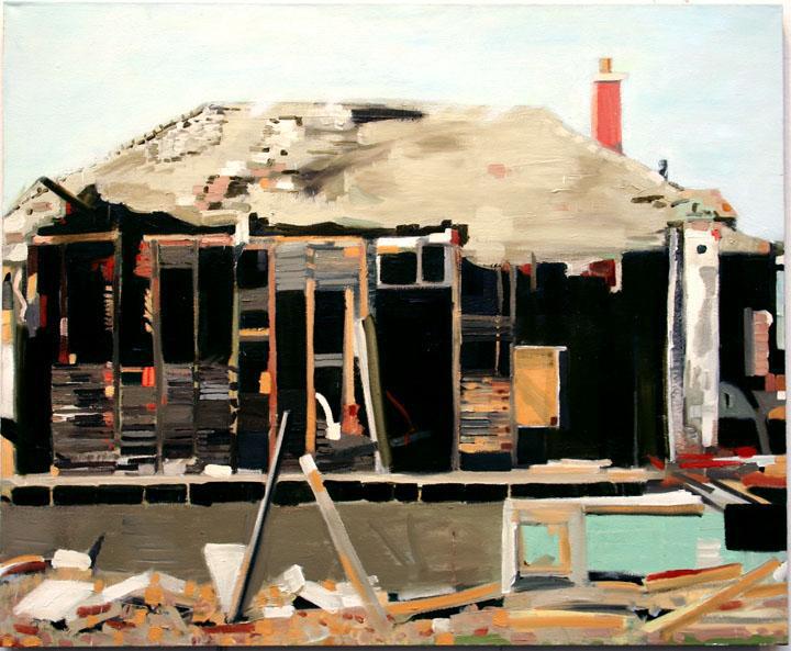 Nancy Mitchnick, Burnt One