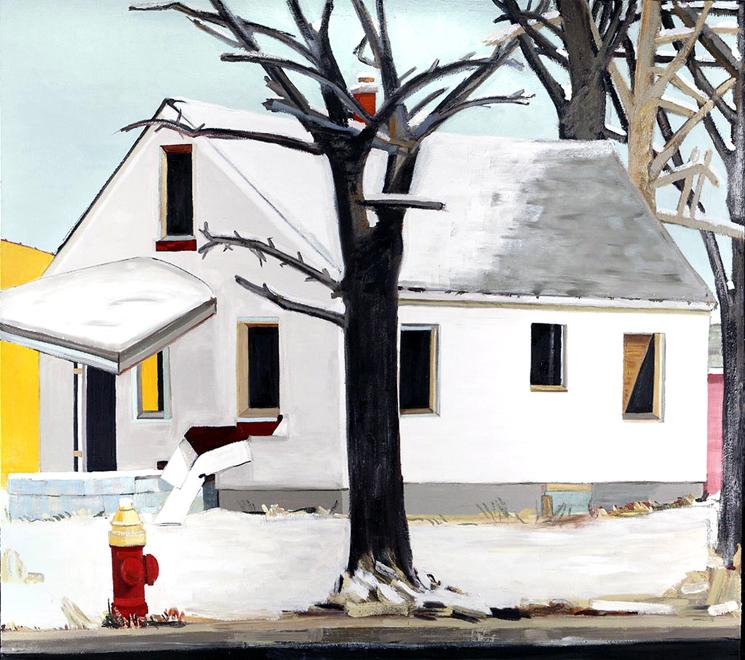 Nancy Mitchnick, Six Mile Road