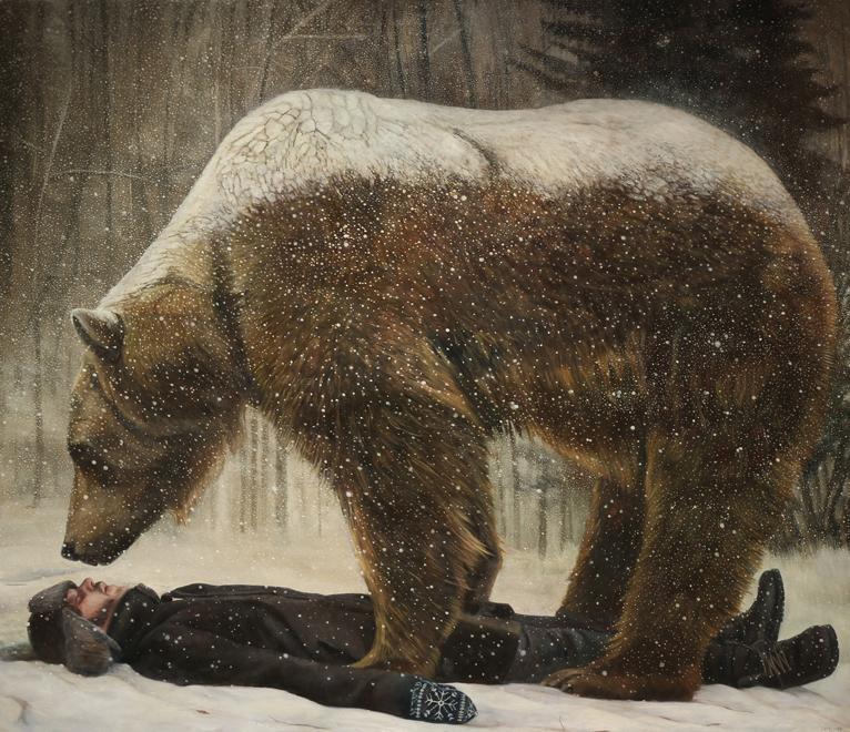 Christer Karlstad, Cold Comfort