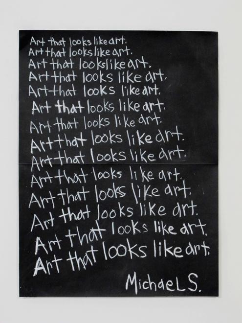 Michael Scoggins, Art