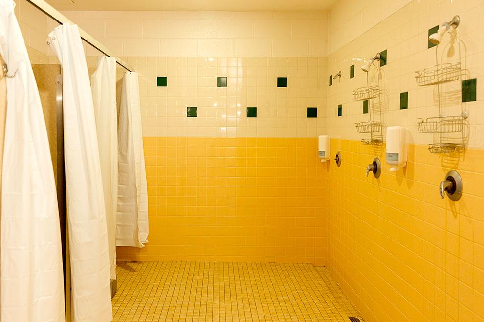 Maritza Caneca, Bathroom, New Orleans