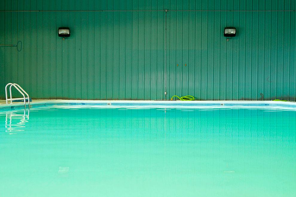 Maritza Caneca, Green Pool, Marfa
