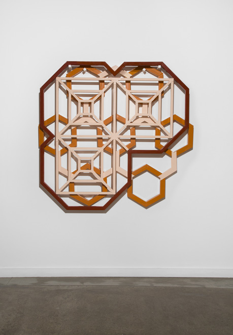 Adrian Wong, Untitled Grates iV