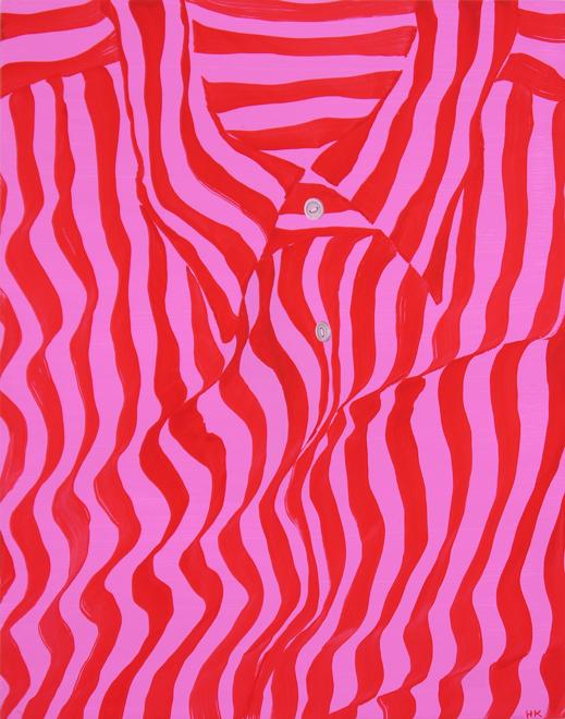 Hannah Knox, Pink Red