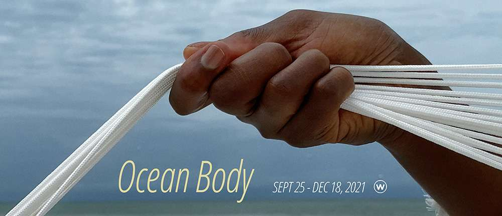 Ocean Body Art Installation Performance Music Helga Davis Shara Nova Mark DeChiazza